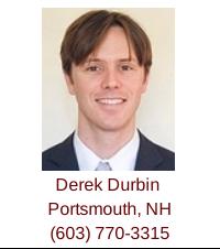 Portsmouth NH buyer agent Derek Durbin