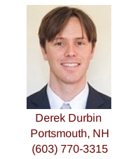 Portsmouth NH buyer agent Derek Durbin
