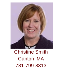 Canton,MA buyer agent Christine Smith