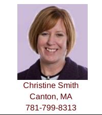 Canton,MA buyer agent Christine Smith