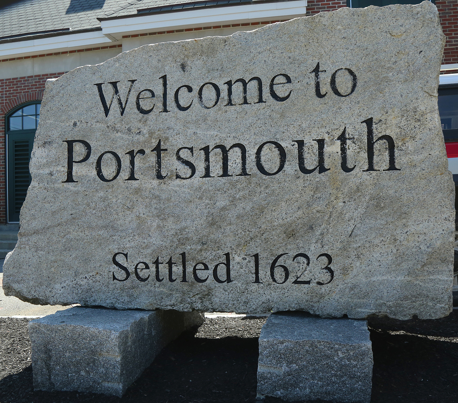 Welcome to Portsmouth, NH