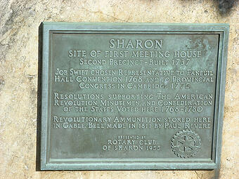Sharon, Massachusetts community guide