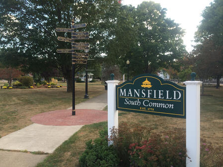 Mansfield, MA South Common