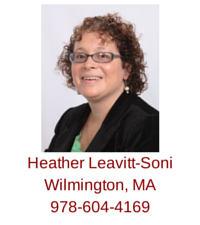 Wilmington, MA buyer agent Heather Leavitt-Soni