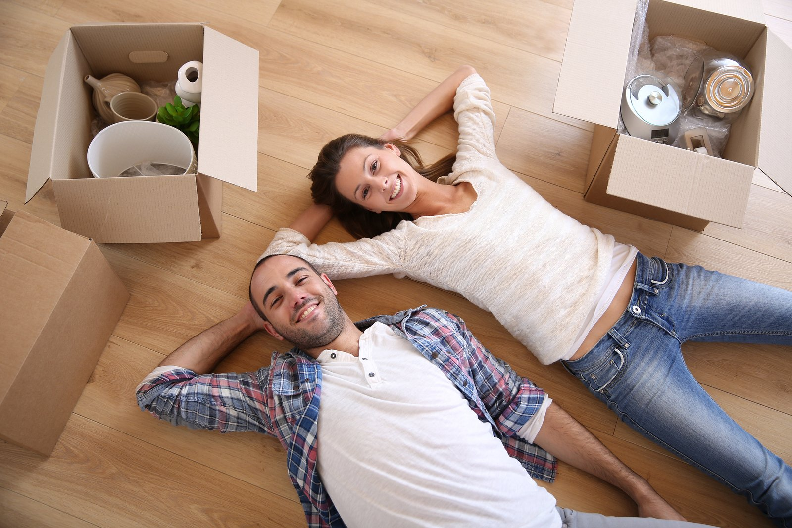 Homebuyers who chose the correct first-time homebuyer loan