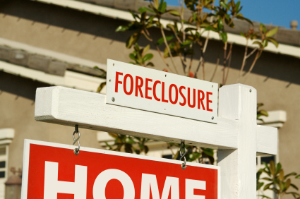 U.S. Home Foreclosures
