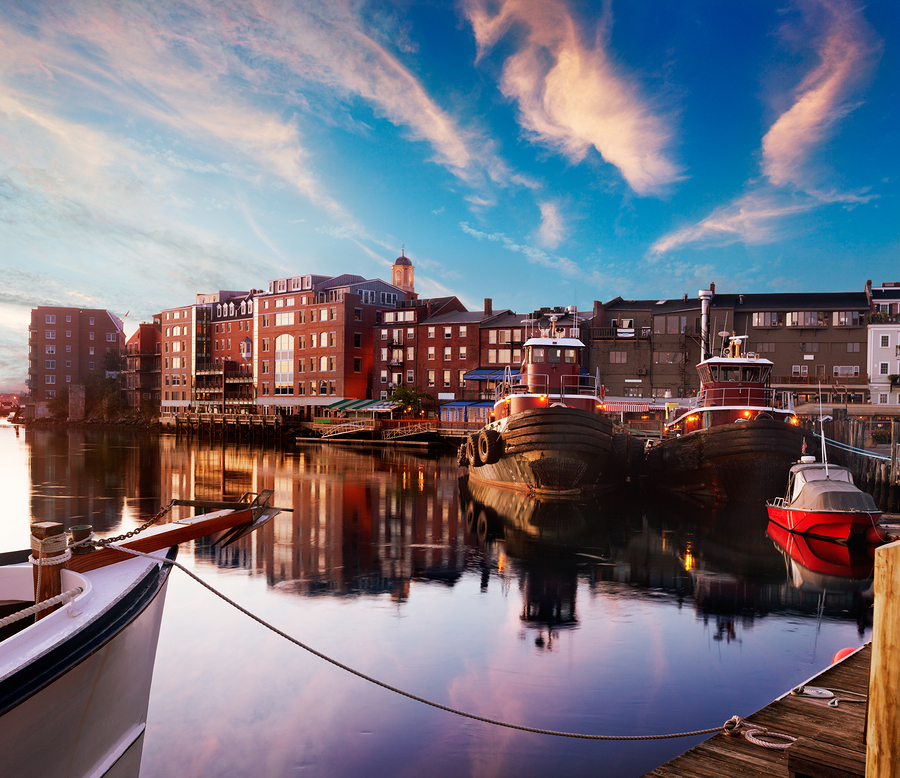 Portsmouth, NH Real Estate and Community Guide – Portsmouth Harbor