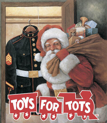 Toys for Tots Haverhill, MA