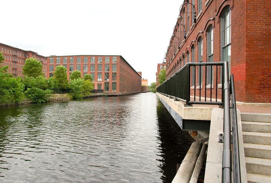 lowell boott cotton mill museum