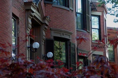 Boston's South End Rowhouse