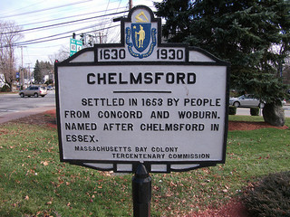Welcome to Chelmsford, MA