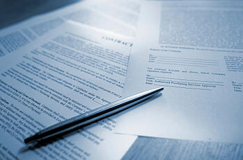 Real estate offer to purchase contract