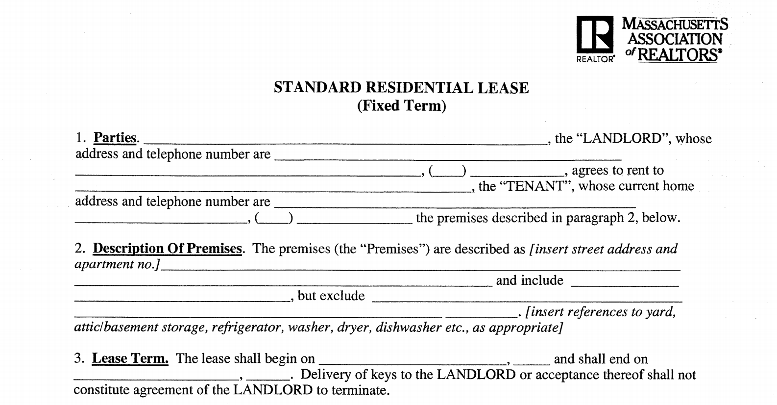 When should ma first time home buyers tell landlords theyre leaving spiritdancerdesigns Gallery