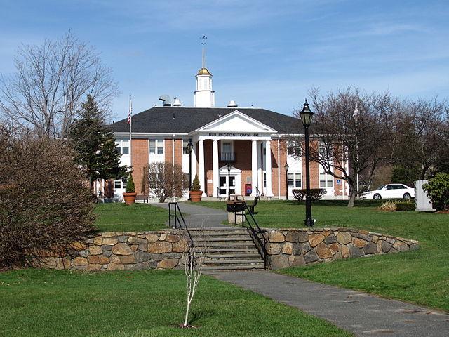 Burlington MA Real Estate and Community Guide – Burlington Town Hall