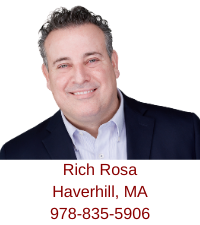 Real Estate Buyer Agent Rich Rosa