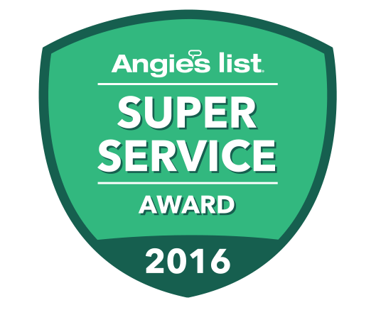 Buyers Brokers Only, LLC earns the 2016 Angie's List Super Service Award for Boston real estate
