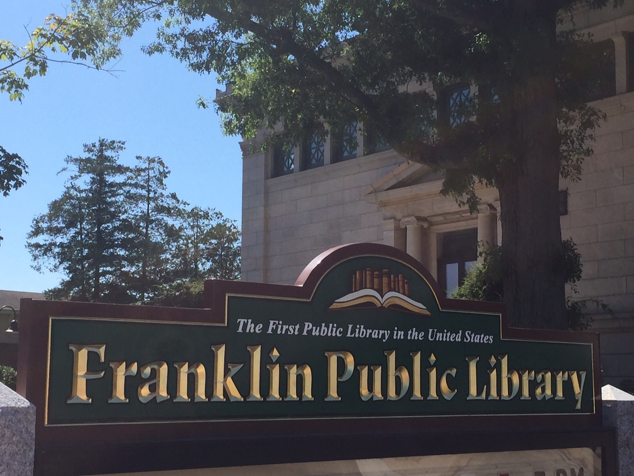 Franklin, Massachusetts Public Library