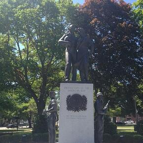 Norwood, MA War Veteran Memorial