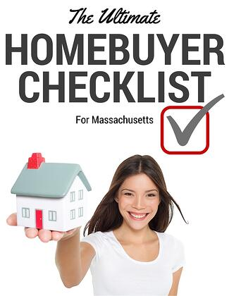 The Ultimate Homebuyer Checklist for Massachusetts