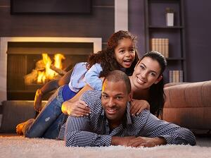 Happy Homebuyers who took advantage of a first-time homebuyers program