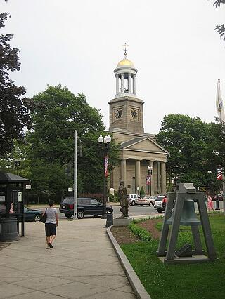 Quincy, Massachusetts real estate and community guide